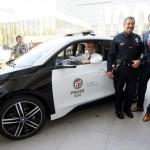 100 BMW i3 achiziţionate de Departamentul de Poliţie din Los Angeles