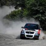 Danube Delta Rally: Csongor Szabo si Robert Maior obtin un nou podium