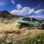 Simone Tempestini conduce Danube Delta Rally®, Florin Tincescu implicat intr-un incident de cursa