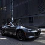 Mazda expune MX-5 RF la Goodwood