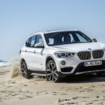 "BMW X1 primeşte ""Top Safety Pick+"" din partea IIHS"