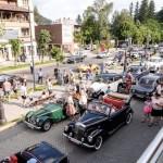 BMW la Concursul de Eleganţă Sinaia 2016