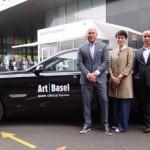 BMW, partener oficial al Art Basel 2016