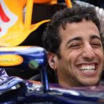 Daniel Ricciardo prelungește înțelegerea cu Red Bull până la finalul lui 2018