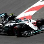 Nico Rosberg, victorie fără emoții în Azerbaidjan
