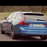 Volvo Cars dezvăluie modelele sport S90 și V90 R-Design