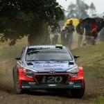 Hyundai Motorsport a obtinut al cincilea podium din acest sezon