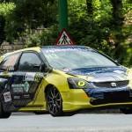 Shark Racing revine pe cel mai inalt drum din Romania alaturi de un nou partener