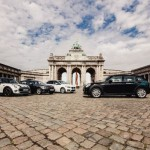 Bruxelles devine al zecelea oraş DriveNow din Europa
