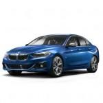 Noul BMW Seria 1 Sedan – exclusiv pentru piaţa din China