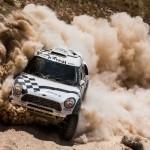 Patru echipaje MINI ALL4 Racing au încheiat dificilul Silk Way Rally în Top 5