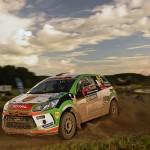 Simone Tempestini trece pe asfalt in Junior WRC