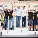 Transilvania Rally: Raul Badiu si Gabriel Lazar se impun in Cupa Dacia