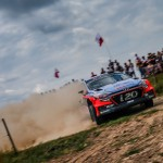 Hyundai Motorsport are potential sa termine pe podium in Raliul Poloniei