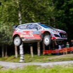 Echipa Hyundai Motorsport se pregateste pentru Raliul Finlandei
