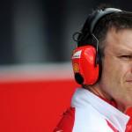 Scuderia Ferrari încetează colaborarea cu James Allison