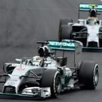 Mercedes domină autoritar prima sesiune de antrenamente de la Hungaroring