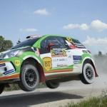 Simone Tempestini, învingător detașat la clasa Junior WRC în Raliul Poloniei