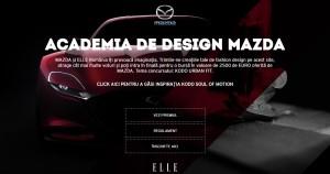 web Mazda&Elle concurs