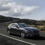 Mazda6 2017 se lansează în Europa în această toamnă