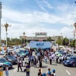 """80edays la Brasov"" – caravana masinilor electrice"