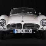 BMW 507 care a aparţinut lui Elvis Presley prezentat la Concours d'Elegance de la Pebble Beach