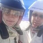 Ioan Rogoz si Francesca Maior pregătiți pentru Sibiu Rally Challenge 2016