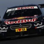 BMW a facut spectacol pe Moscow Raceway