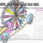 Red Bull Soapbox: 15 echipe din București o vor lua la vale pe 3 septembrie