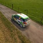Simone Tempestini, pas important spre titlul din Junior WRC