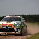 Simone Tempestini este lider în Junior WRC