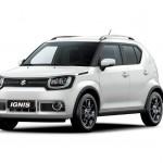 Suzuki IGNIS își va face debutul european la Paris