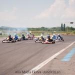 Etapa nr 4 a Campionatului National de Karting, o cursa a emotiilor