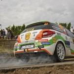 Simone Tempestini își consolidează poziția de lider în Junior WRC