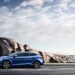 Volvo Cars aplică noul concept de design modelelor V40