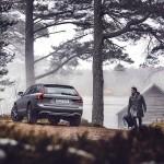 Volvo Cars își dezvăluie caracterul aventuros cu noul V90 Cross Country