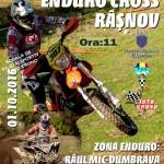 Rasnov, etapa a VI-a din Campionatul National de Enduro Cross