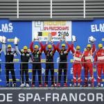 Dunlop continuă să dețină recordul de podium complet în ELMS