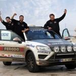 Champion şi FERODO au sponsorizat cursa în care Rainer Zietlow a stabilit un nou record mondial
