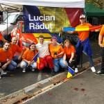 Lucian Răduț a dus tricolorul României pe podiumul competiției din Croația!