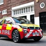 BMW i3 tot mai apreciat în flotele pentru autorităţi