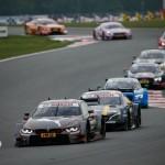 A 50-a cursă DTM pe Nürburgring