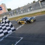 VLN: BMW M6 GT3 pe podium