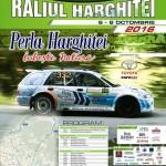 58 de echipaje la startul Raliului Perla Harghitei 2016