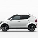 Suzuki la Salonul Auto de la Paris 2016