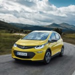 Premiera mondială la Paris: noul Opel Ampera-e