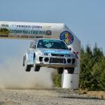 BCR Rally Team a avut o etapa dificila la Iasi