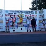 Aida Cojanu, pe locul trei la clasa MX65 in Campionatul Est European de Motocross