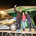 Invitați speciali, un podium și experiență utilă în Raliul Harghitei pentru Alex Filip