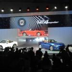 A șasea premieră Auto Italia la SAB: Fiat 124 Spider